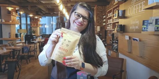 Ismerd meg közelebbről a BORO-Coffee-t!