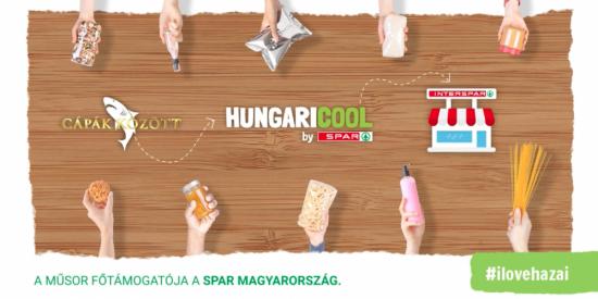Hungaricool a Cápákkal közösen