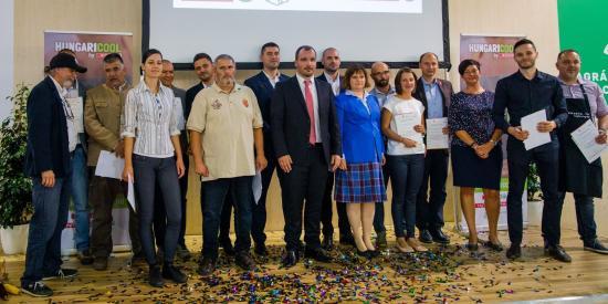 Megvannak a győztesek - lezárult az első Hungaricool verseny